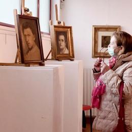 Se il pittore svela il suo volto: autoritratti illustri al museo Archinti