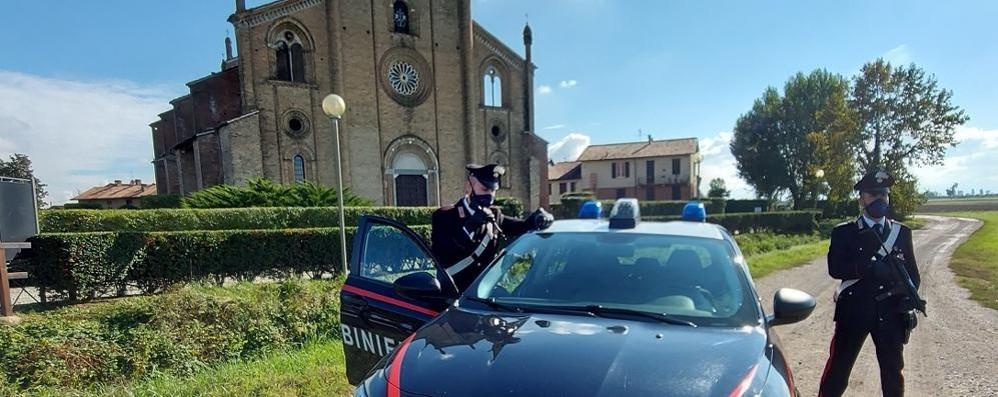Spaccio nei campi, i carabinieri di Lodi Vecchio arrestano un 39enne di Colturano