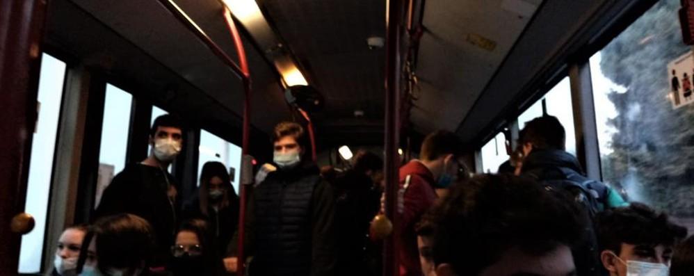 Studenti di San Colombano multati sui bus della Line