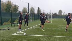 Calcio, Il Sant'Angelo riparte a ranghi ridotti