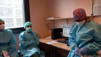 Lodi, viaggio nel nuovo reparto covid dell'ospedale