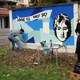 Melegnano rende omaggio a John Lennon