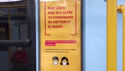 San Donato - viaggio in metropolitana