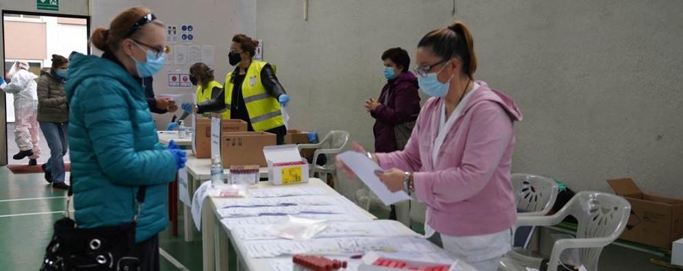Test sierologici e tamponi a Casale, solo un cittadino è risultato positivo
