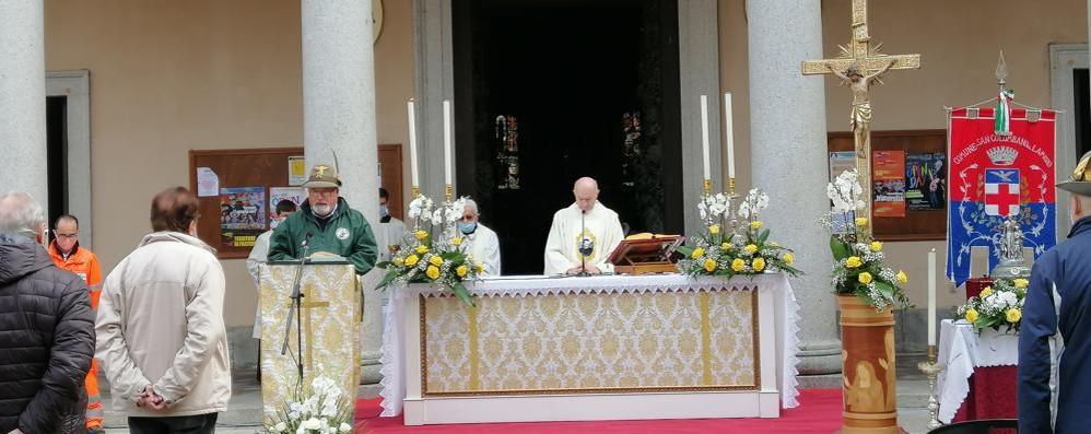 Una Messa all'aperto per il Beato don Carlo Gnocchi