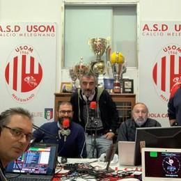 Dal calcio al microfono e mixer: ecco  Radio Usom