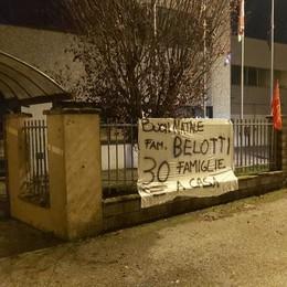 SANT'ANGELO La Protec va in liquidazione, 30 dipendenti lasciati a casa