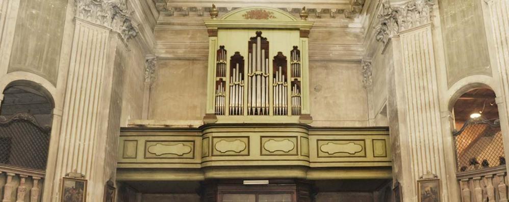 """Una """"promenade in musica"""" tra gli organi del centro"""