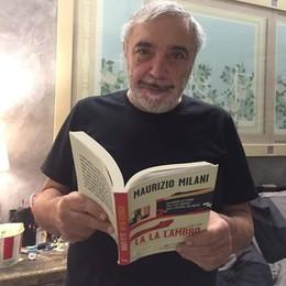 Frassica legge il nuovo libro di Milani «Grazie Nino, che soddisfazione»