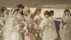 """Gli """"Angeli"""" ritrovati di Previati: la storia del quadro misterioso legato da un doppio filo a Lodi"""