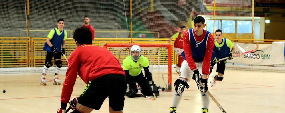 Hockey, Grosseto-Amatori il 29 dicembre