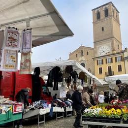 Il mercato torna a pieno regime a Lodi