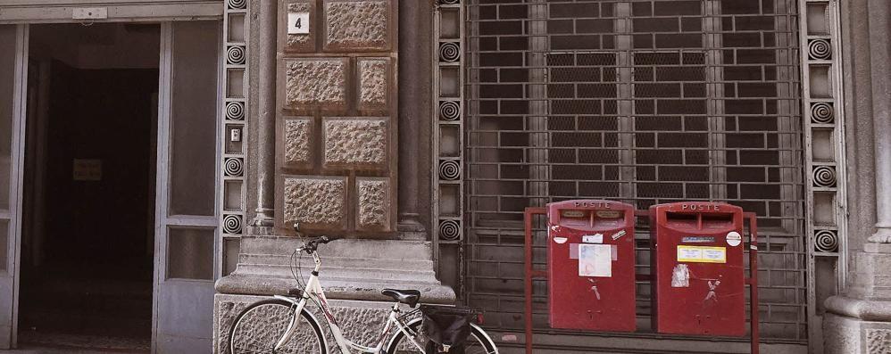 Le Poste di via Volturno chiuse a Lodi causa Covid