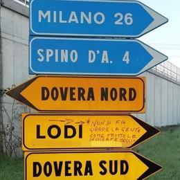 Lodi-Dovera, la segnaletica fa arrabbiare i pendolari