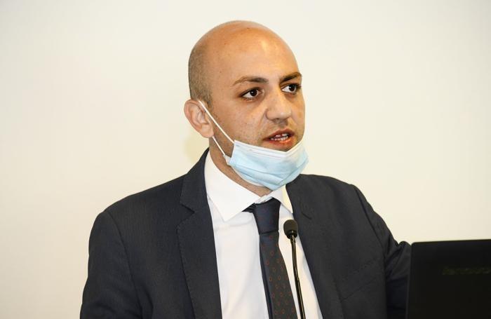 Il presidente della Provincia di Lodi Francesco Passerini