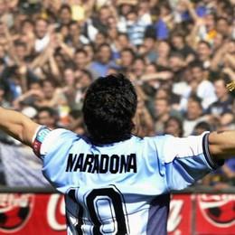 Marini ricorda Maradona: «Un gigante  della storia del calcio»