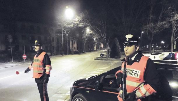 Violazione norme anti-Covid, 19 persone segnalate