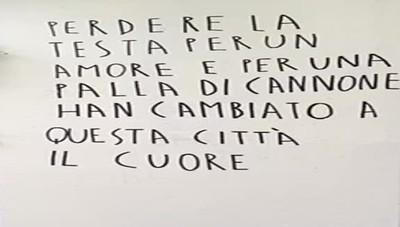"Alan Zeni ""dipinge"" Napoleone"