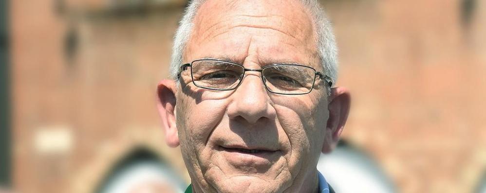 Dopo l'ospedale per il Covid il sindaco di Cornegliano torna nel suo municipio