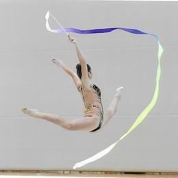 Ginnastica ritmica, Alice Polimeno in rampa per i tricolori VIDEO