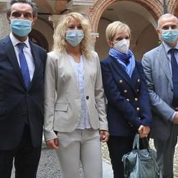 Il premio Rosa Camuna alle dottoresse di Codogno e al benzinaio eroe di Casalmaiocco