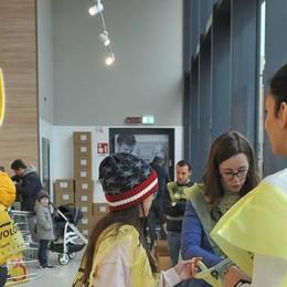 La Colletta alimentare cambia pelle: una card alle casse per le donazioni