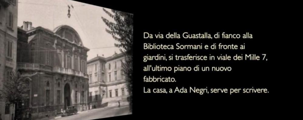 La nebbia, le vie e piazza Duomo: i versi di Ada Negri per Milano