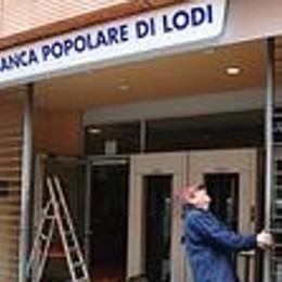 Lodi, per Covid chiude filiale Bpl