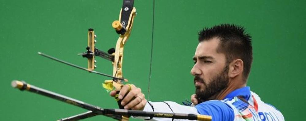 "L'olimpionico Nespoli al ""Trofeo del Torrione"""