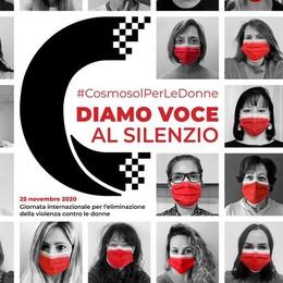 MULAZZANO Un messaggio anti violenza dalle donne della Cosmosol