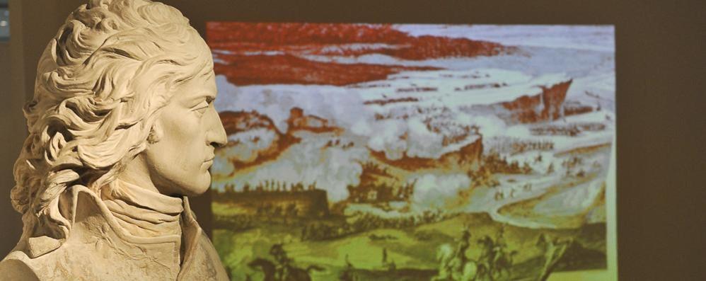 Napoleone a Lodi fino al 10 gennaio, per ora è possibile la visita virtuale