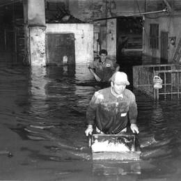Novembre 1994: la piena del Po che fece rivivere l'incubo del 1951