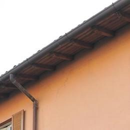 Nuovo caseificio dal magazzino della cascina Mandella