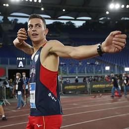 Edoardo Scotti in corsa per il titolo di Atleta dell'anno