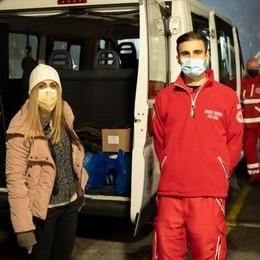 Un reportage di Gisella Cozzo per la Croce rossa di San Donato