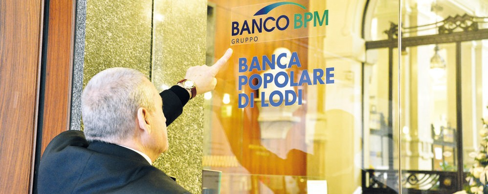 Banco Bpm, piano esuberi per 1500