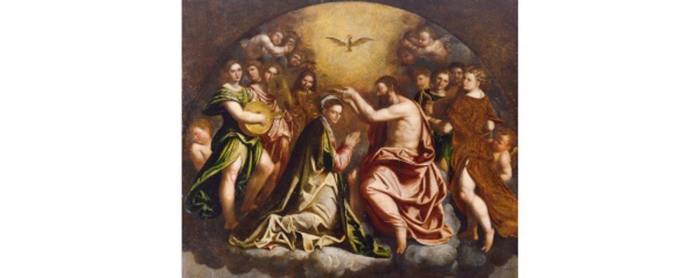 "Un Piazza va all'asta: ""l'Assunzione"" di Callisto da Sotheby's a Londra"