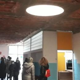 La scuola liberata dall'amianto