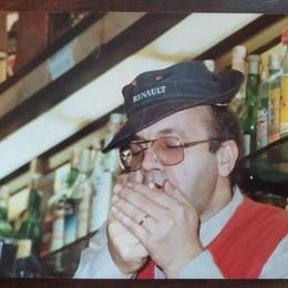 Addio ad Antonio Campana, il barista di Maleo portato via dal Covid