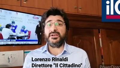 Il giorno del vaccino Covid www.ilcittadino.it
