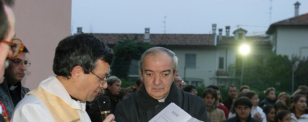 La Bassa piange don Palladini, il sacerdote sempre tra la gente