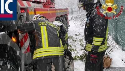 L'allerta neve e il vaccino Covid www.ilcittadino.it