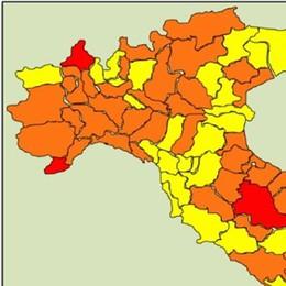 Lo studio: «Con questo Rt il Lodigiano sarebbe giallo»