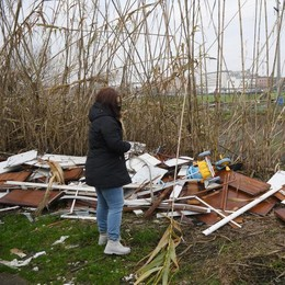 """San Donato, il Wwf accende i riflettori sul degrado degli orti """"abusivi"""""""