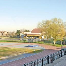 Servirà mezzo milione per rifare la pista di atletica della Faustina