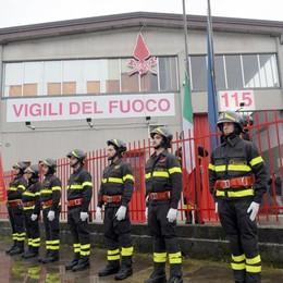 Un anno record per i vigili del fuoco di Melegnano