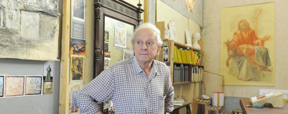 Un omaggio a Vanelli, artista poliedrico capace di dare anima alla materia