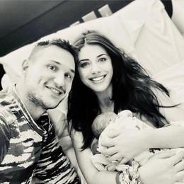 Danilo Gallinari è diventato papà