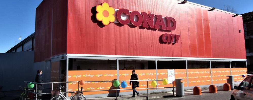 L'ex My Auchan di San Colombano riapre con il marchio Conad City