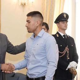 Vargas e Cipollone oggi dal Presidente Mattarella: diventano cavaliere e ufficiale